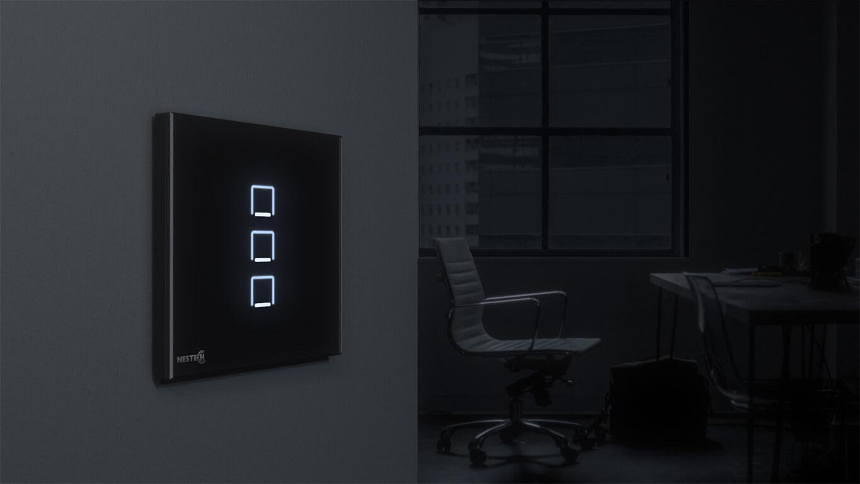 کلید هوشمند برق نِستِک | سه پل