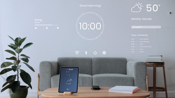 با هوشمند سازی ساختمان کنترل تک تک تجهیزات خانه شما از جمله سرمایش، گرمایش، روشنایی و ... در دستتان است.